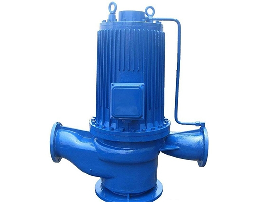 G系列低噪音管道屏蔽电泵